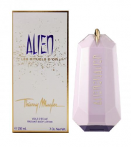 ALIEN TM LES RITUELS D'OR 7 OZ BODY LOTION