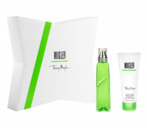 MUGLER COLOGNE 2 PCS SET: 3.4 EDT SP