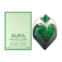 AURA MUGLER 3 OZ EDP SP REFILLABLE