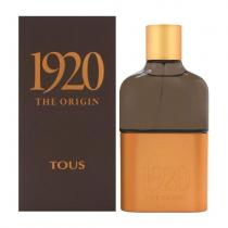 TOUS 1920 THE ORIGIN 3.4 EAU DE PARFUM SPRAY FOR MEN