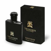 TRUSSARDI BLACK EXTREME 1.7 EAU DE TOILETTE SPRAY FOR MEN