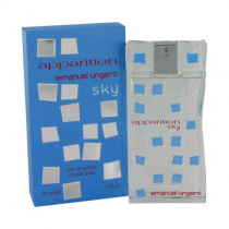 UNGARO APPARITION SKY 3 OZ EDT SP FOR WOMEN