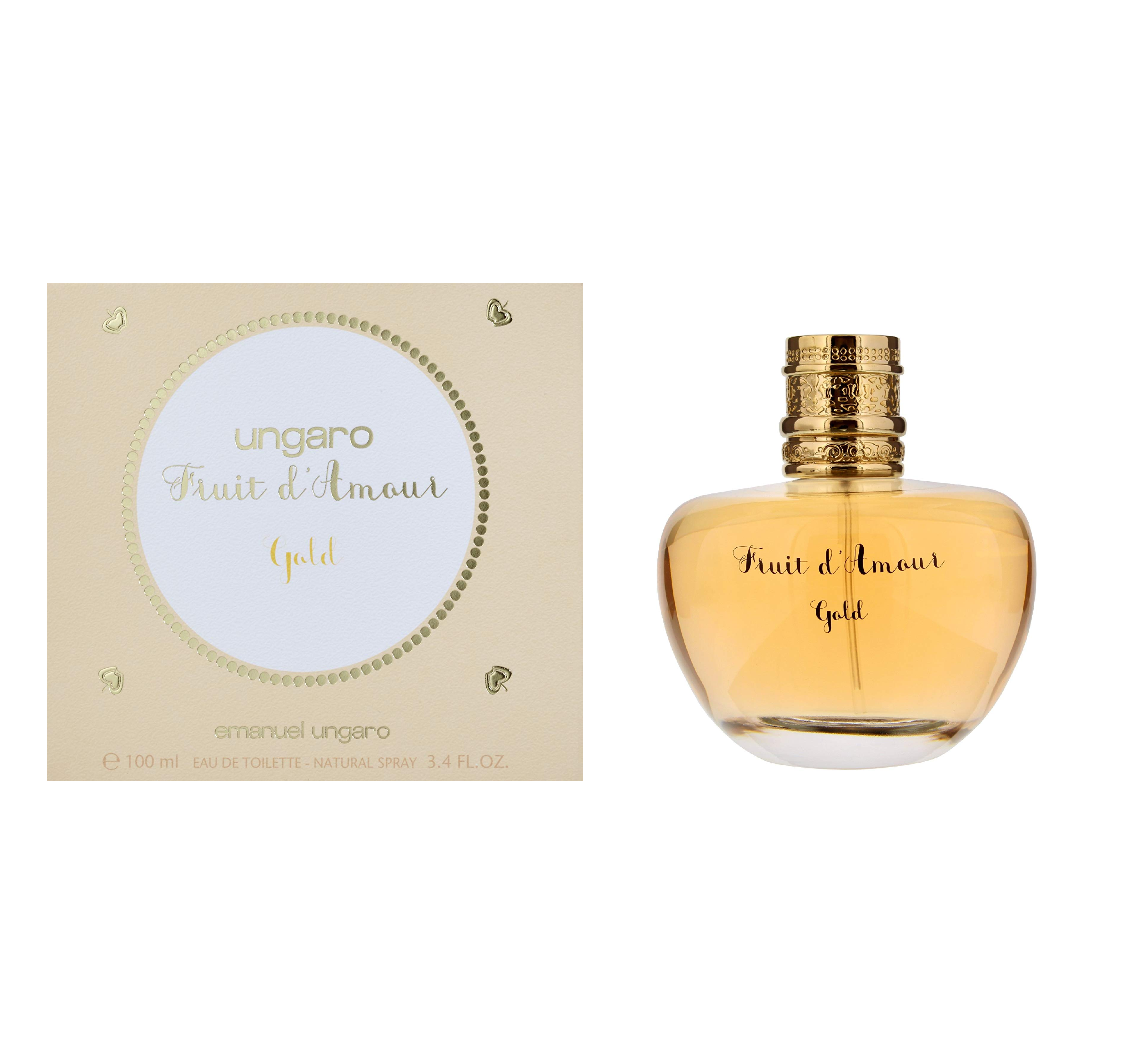 UNGARO FRUIT D'AMOUR GOLD 3.4 EDT SP