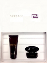 VERSACE CRYSTAL NOIR 2 PCS SET: 1.7 SP