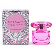 VERSACE BRIGHT CRYSTAL ABSOLU 5 ML EAU DE PARFUM MINI FOR WOMEN