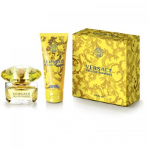 VERSACE YELLOW DIAMOND 2 PCS SET: 3 OZ SP