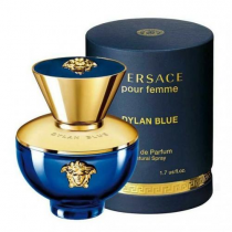 VERSACE DYLAN BLUE 1.7 EAU DE PARFUM SPRAY FOR WOMEN