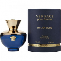 VERSACE DYLAN BLUE 3.4 EAU DE PARFUM SPRAY FOR WOMEN