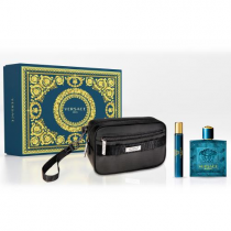 VERSACE EROS 3 PCS SET FOR MEN: 3.4 SP