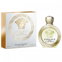 VERSACE EROS 3.4 EDT SP FOR WOMEN