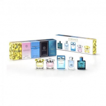 VERSACE 5 PCS MINI SET FOR MEN AND WOMEN (IND BOX)