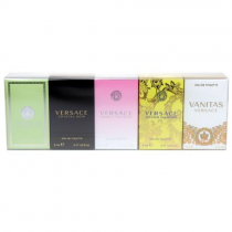 VERSACE 5 PCS MINI SET FOR WOMEN (IND BOX)