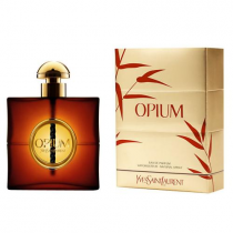 OPIUM 1 OZ EDP SP FOR WOMEN