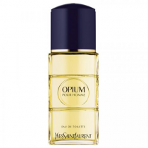 YSL OPIUM TESTER 3.4 EDT SP FOR MEN
