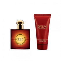 OPIUM 2 PCS SET FOR WOMEN: 1.7 SP (DUTYFREE)