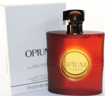 OPIUM YSL TESTER 3 OZ EDT SP FOR WOMEN