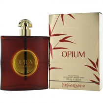 OPIUM 3 OZ EDP SP FOR WOMEN