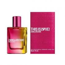 ZADIG & VOLTAIRE THIS IS LOVE 1 OZ EAU DE PARFUM SPRAY FOR WOMEN