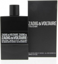 ZADIG & VOLTAIRE THIS IS HIM 6.7 SHOWER GEL
